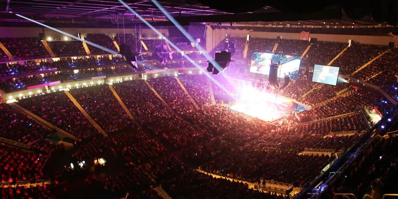 Arrowhead Arena Kansas City