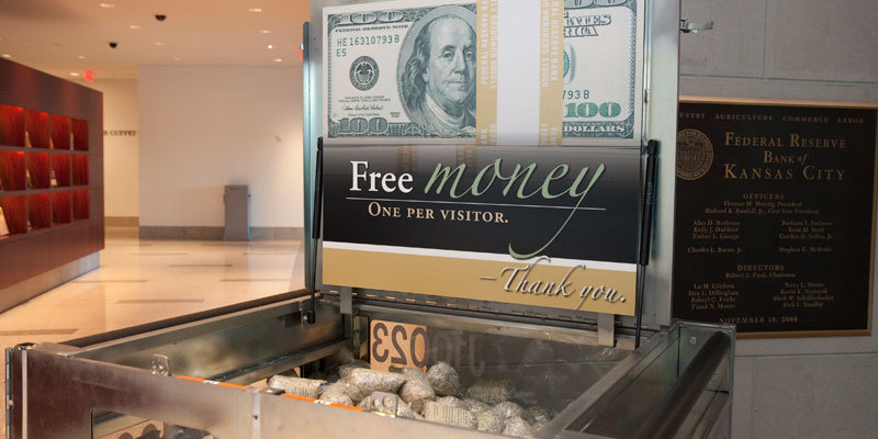 The Money Museum At Federal Reserve Bank Of Kansas City