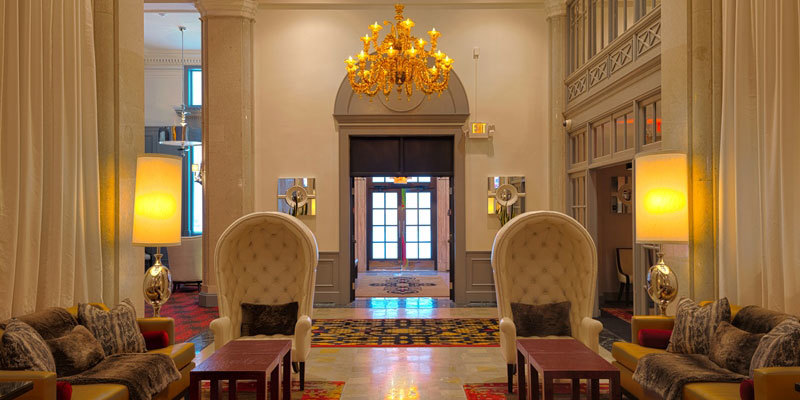 ambassador hotel kansas city