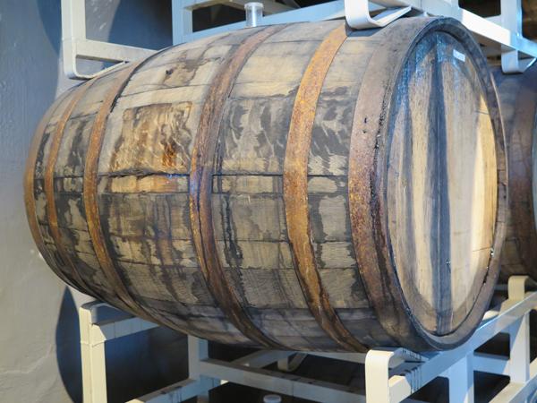 Cinder Block barrel