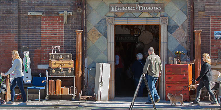 Hickory Dickory in the West Bottoms