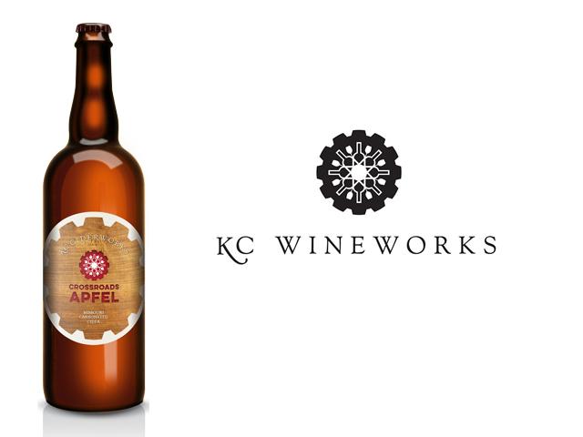 KC Wineworks Apfel
