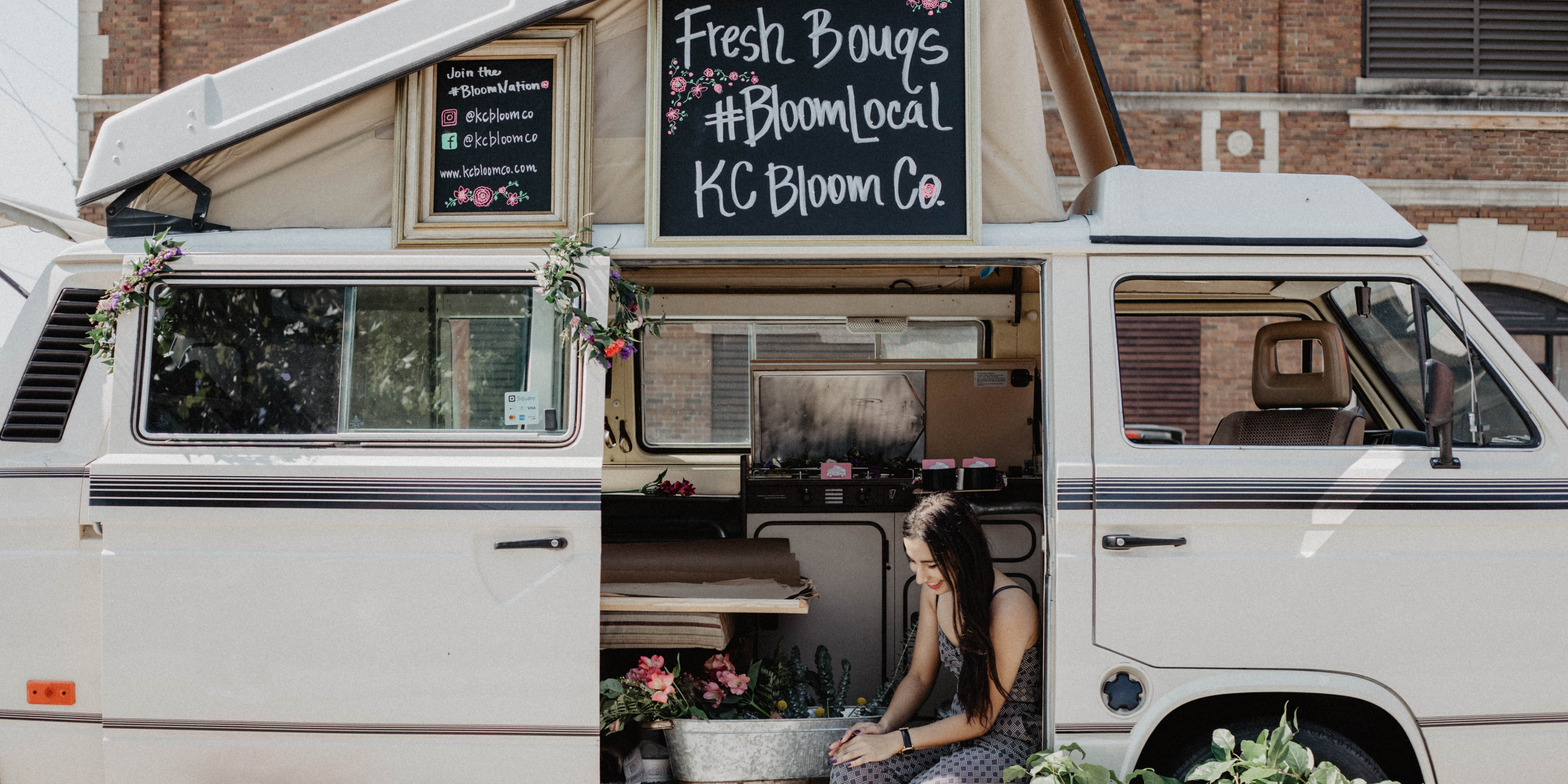 KC Bloom Co. VW Vanagon