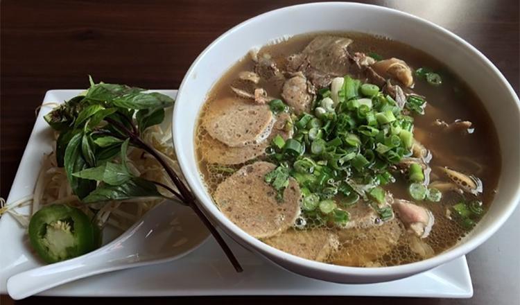 Nguyen Pho & Grill Instagram @nelvenzon
