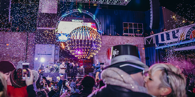 Everything You Need To Know About New Years Eve In Kansas City