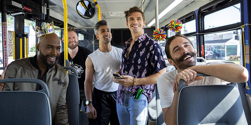 11 KC Spots Loved by Queer Eye's Fab 5