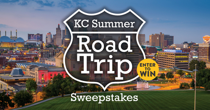 KC Summer Road Trip Sweepstakes