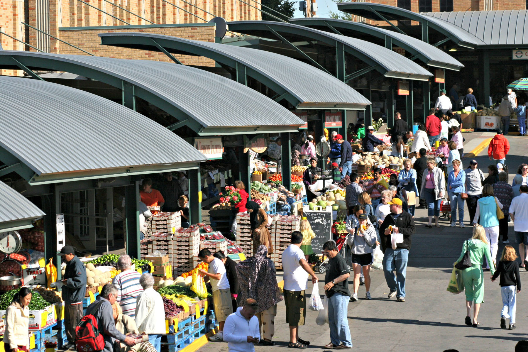 Kansas City Farmers Market