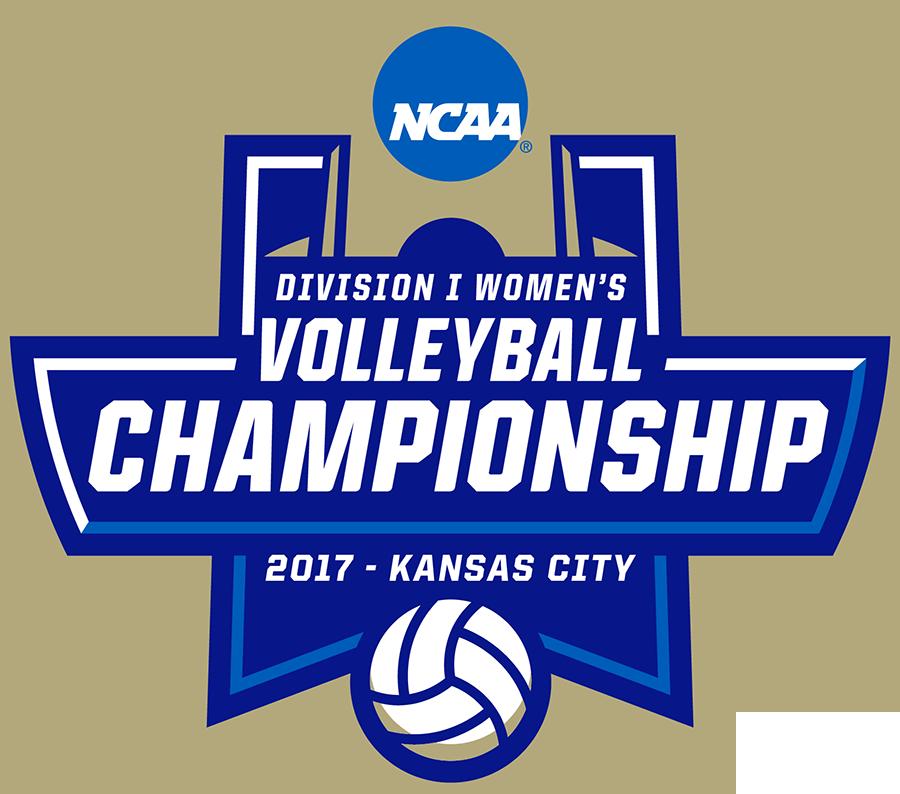 NCAA DI Volleyball Logo in Kansas City