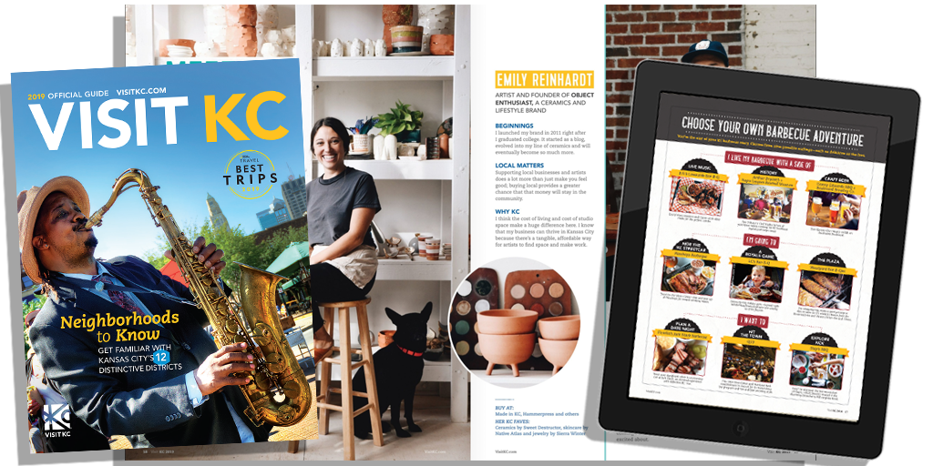 2019 Visit KC Magazine