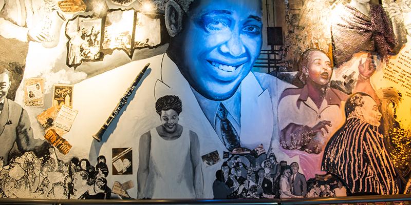 American Jazz Museum by Derek Slagle