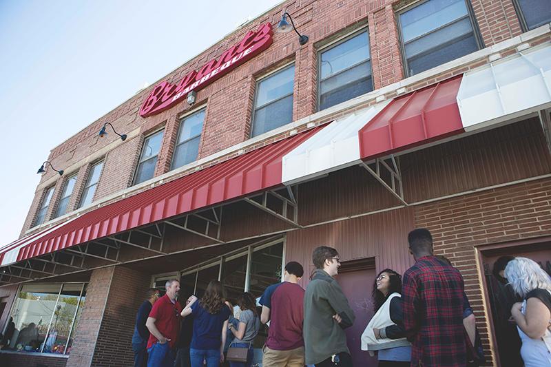 Arthur Bryant's in Kansas City