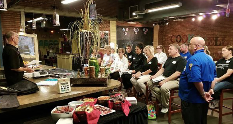Image result for culinary center of kc