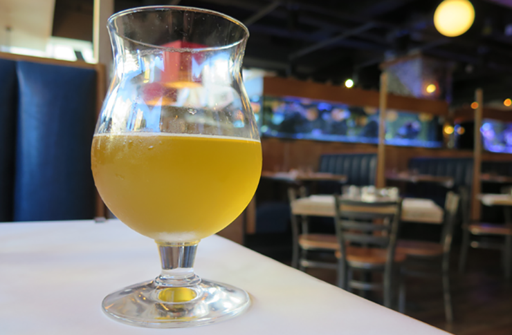 Surefire local beer and food pairings visit kc for Jax fish house kc