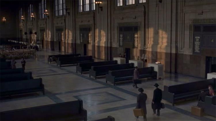 Still from Robert Altman's Kansas City at Union Station