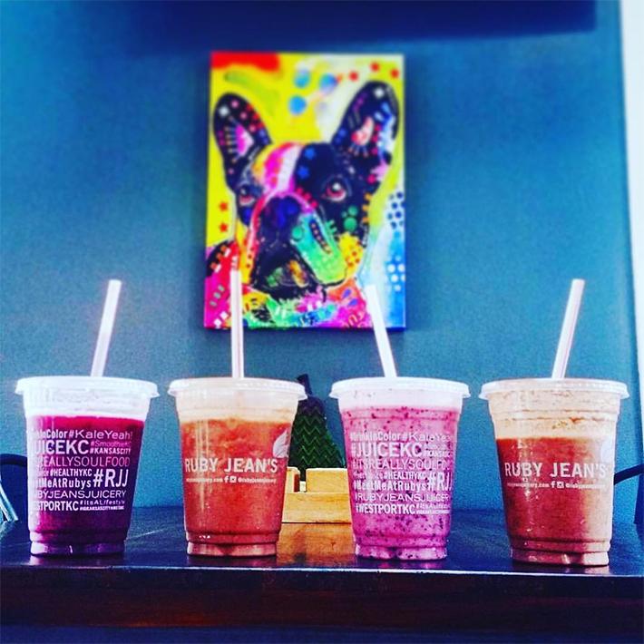 Ruby Jean's Juicery in Westport, via Instagram