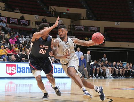 NAIA D1 Men's Basketball Tournament in Kansas City