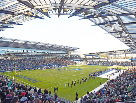 NCAA DII Football at Children's Mercy Park