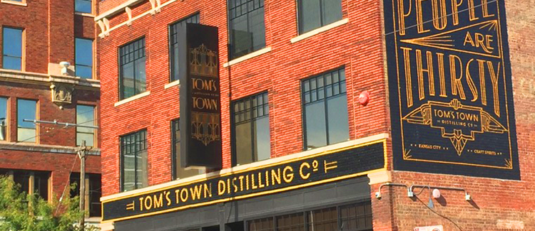 Tom's Town Distilling Co