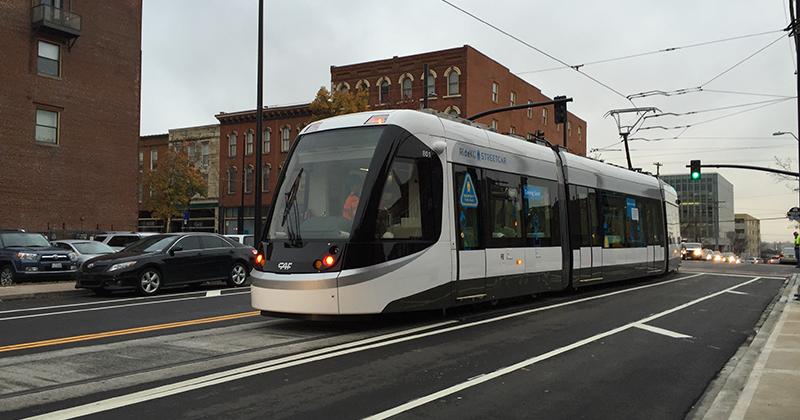 Kansas City Streetcar Visit KC