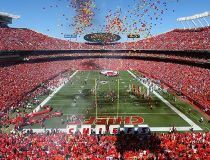 Arrowhead Stadium Home of the Kansas City Chiefs