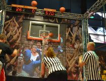 College Basketball Experience