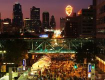 Kansas City Irish Fest in Downtown Kansas City