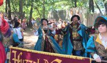 Renassisance Festival Parade