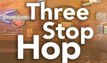 Three Stop Hop - Strawberry Hill