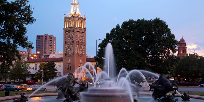 Country Club Plaza Visit Kc