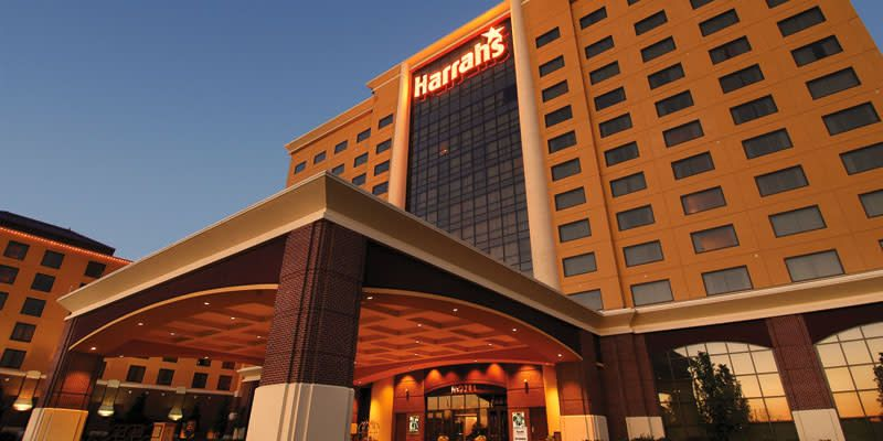 Harrah's Casino and Hotel   Visit KC