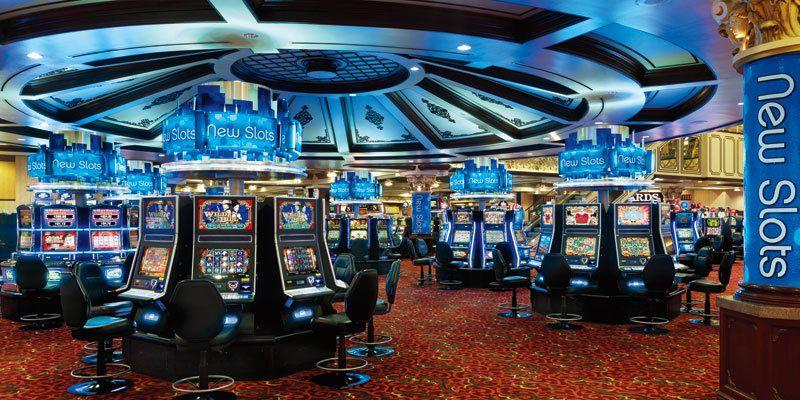Swell Ameristar Casino Hotel Kansas City Visit Kc Download Free Architecture Designs Crovemadebymaigaardcom