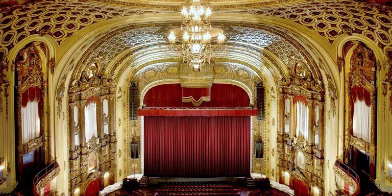 Arvest Bank Theatre at The Midland | Visit KC