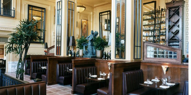Pierpont 39 s at union station visit kc for Best private dining rooms kansas city