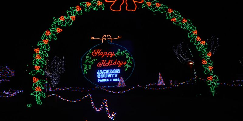 - Christmas In The Park Visit KC