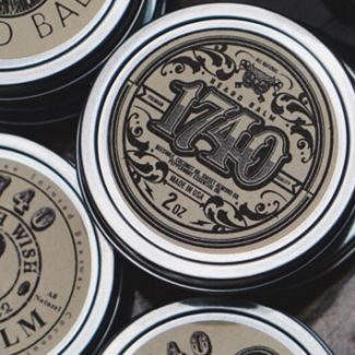 1740 Beard Balm, Made in KC