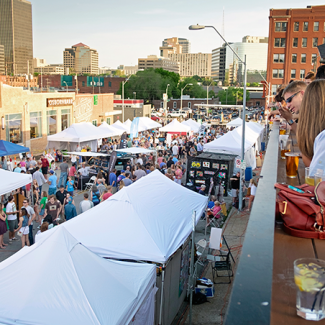 First Fridays in KC