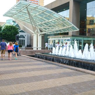 Crown Center in Kansas City