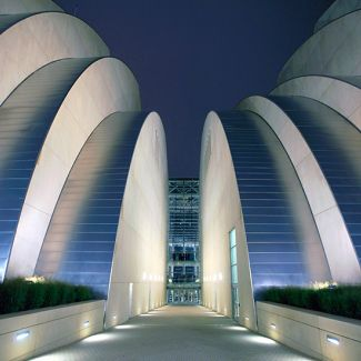 Kauffman Center of the performing arts