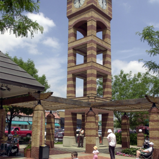 Overland Park Clocktower
