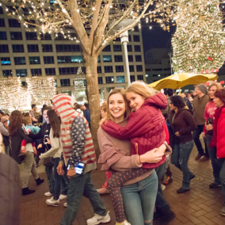 Downtown Dazzle at Crown Center