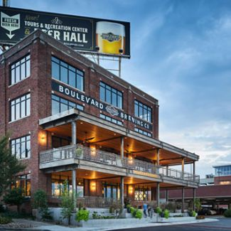 Boulevard Brewing Co. Beer Hall