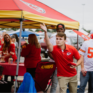 Kansas City Chiefs - Tailgating