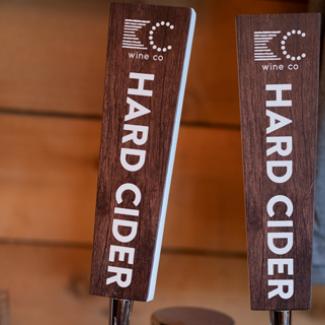 KC Wine Co Hard Cider - Olathe