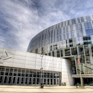 Sprint Center in Kansas City