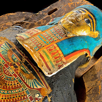 Union Station - Mummies of the World Exhibit