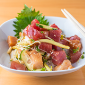 Sushi and Poke Places in KC