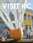 2018 Visit KC Magazine - KC Visitors Guide