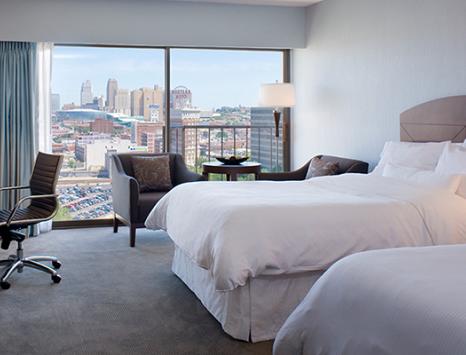 Westin Crown Center Big 12 Hotel Stay