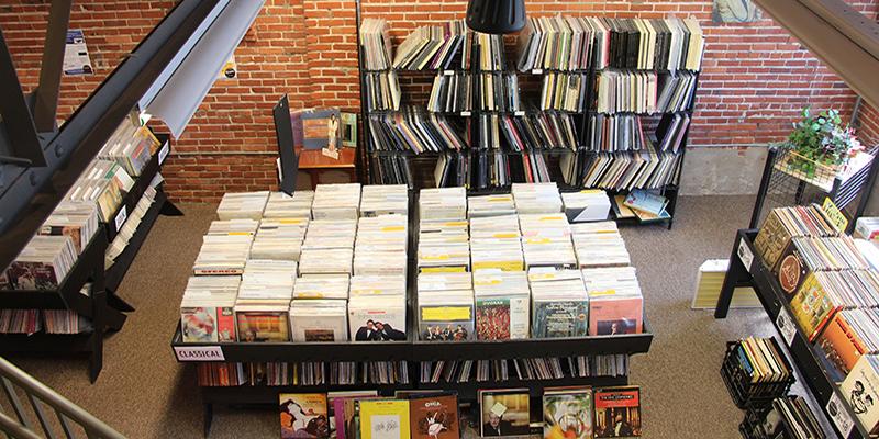 Vinyl And Record Store Shopping In Kansas City Visit Kc
